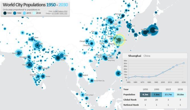 mapa transformacion urbana
