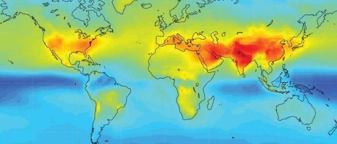 problema de asma mundial
