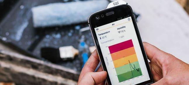 monitorización de calidad aire