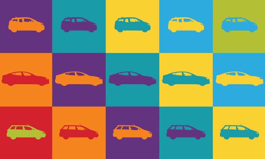 7 Gráficas para entender la evolución del coche eléctrico
