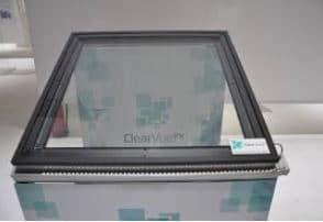 ventana sistema fotovoltaico
