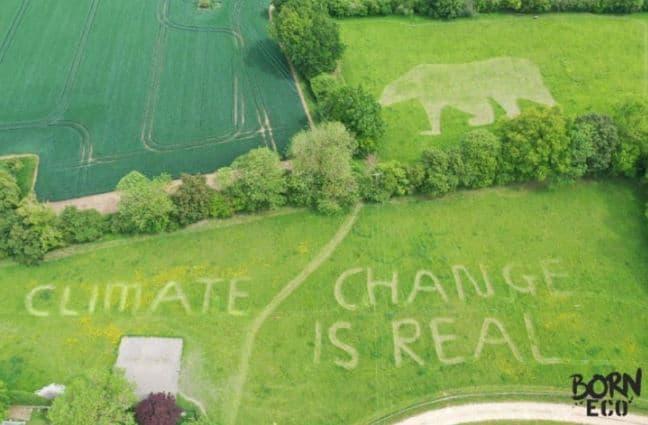 cambio climático real