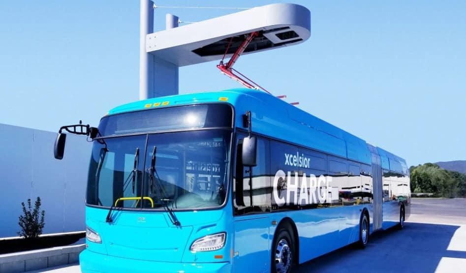 ventajas del autobús eléctrico