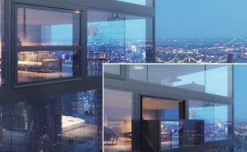 ventanas que son balcones