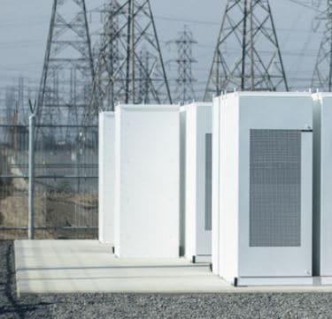 baterías almacenamiento energías renovables