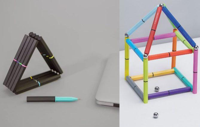 bolígrafos magnéticos para colorear