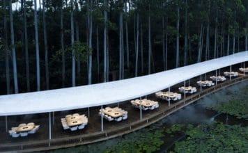 restaurante del bosque