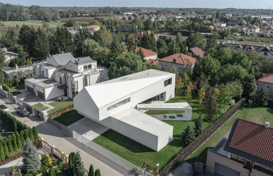 La Casa Con Una Impresionante Terraza Móvil Ovacen