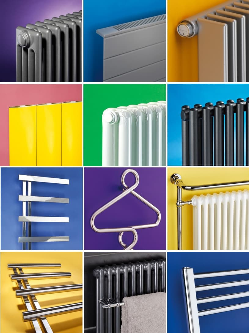formas radiadores de diseño