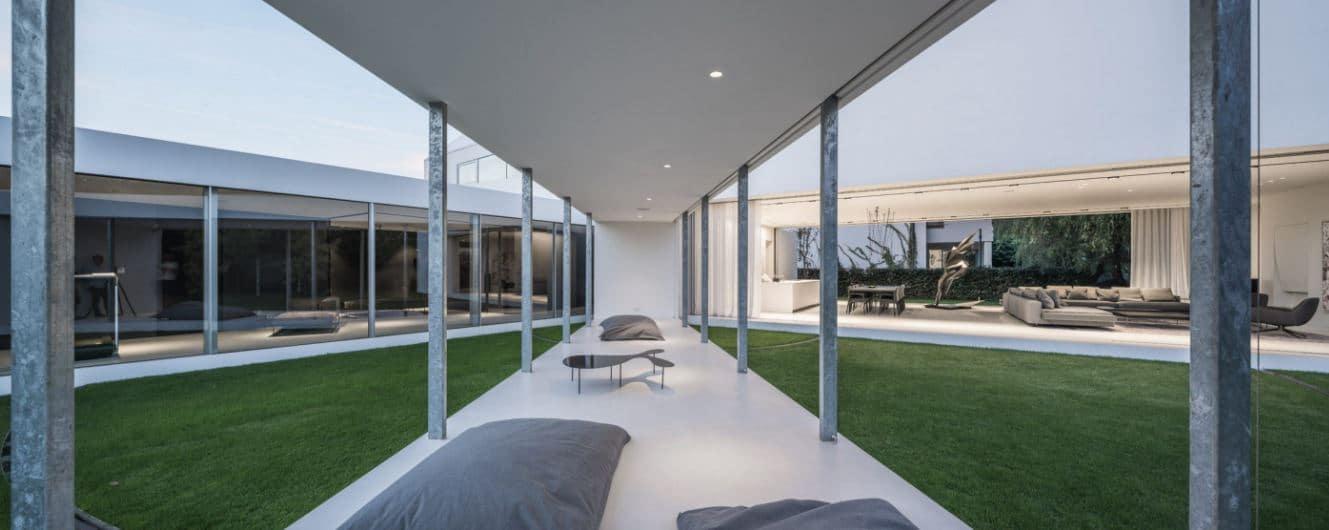 vivienda terraza móvil