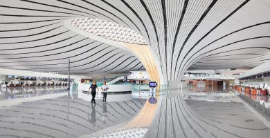aeropuerto china de zaha hadid architects