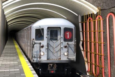 energía tunel metro