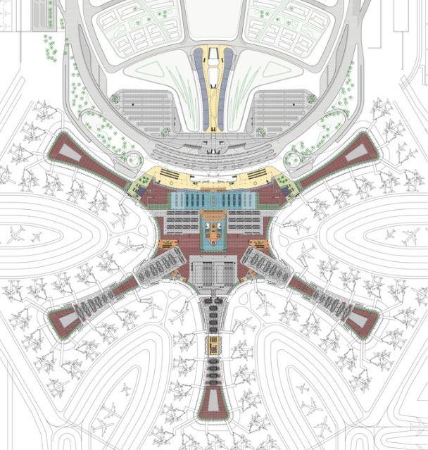 estructura aeropuerto