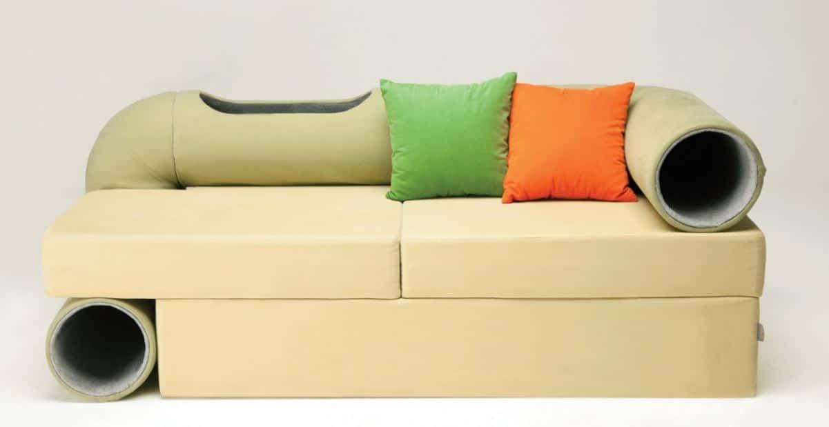 sofá para gatos
