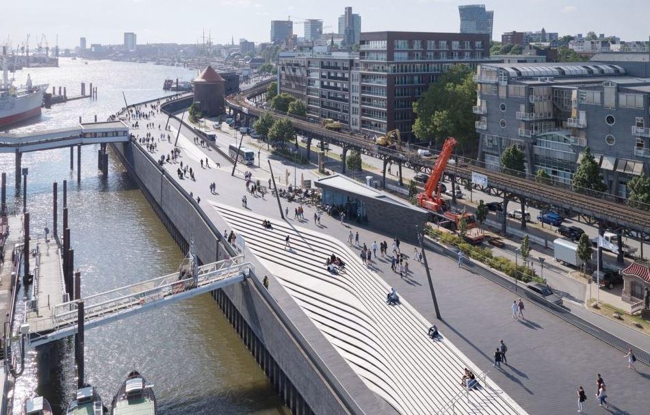 urbanismo anti inundaciones en ciudades