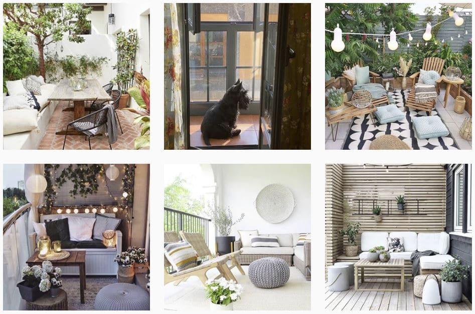 fotos e imágenes de balcones