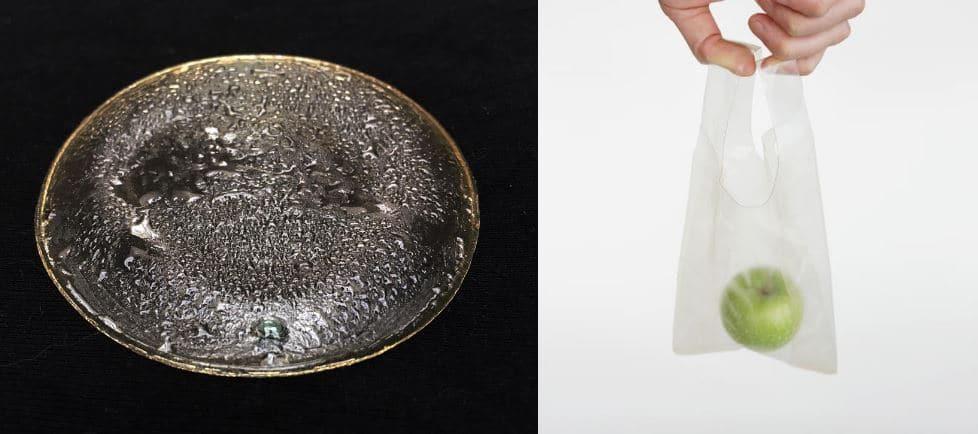 tecnología biodegradable plástico