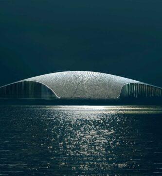 arquitectura para observar ballenas