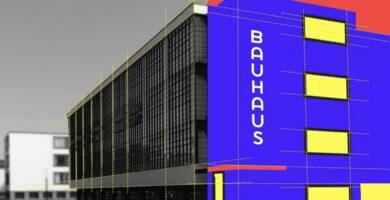escuela Bauhaus arquitectura