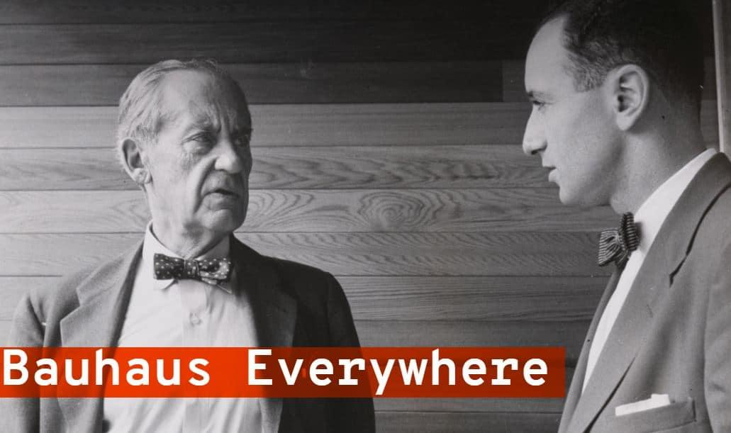 recopilatorio imágenes Bauhaus Everywhere