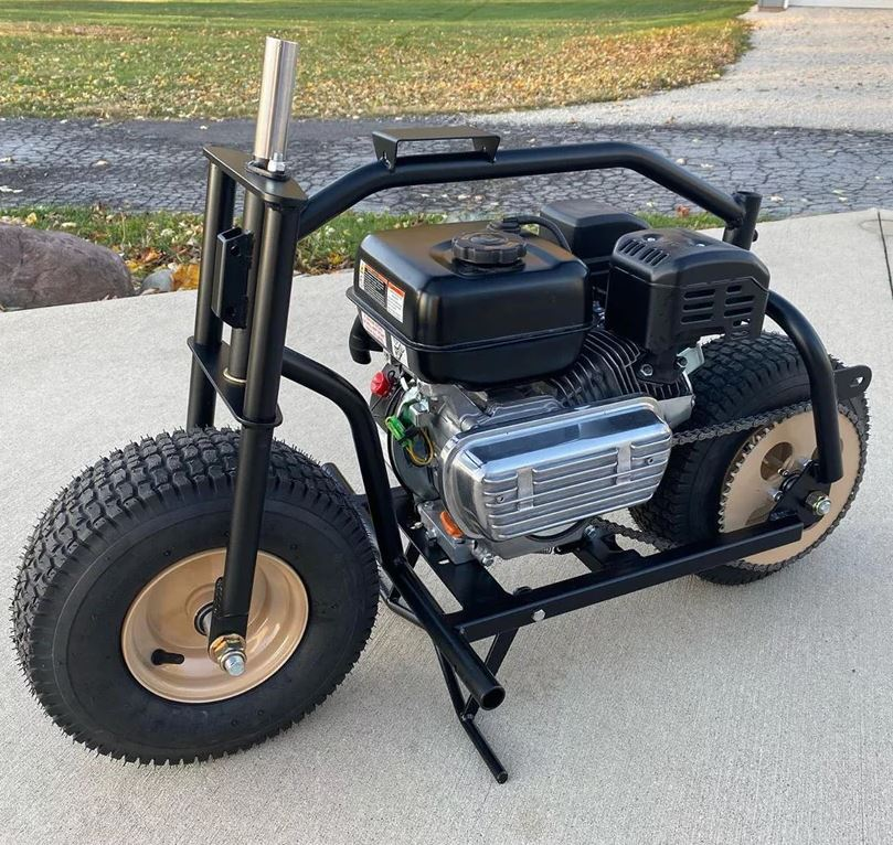 motor motocicleta