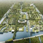 ciudad forestal e innovadora en México