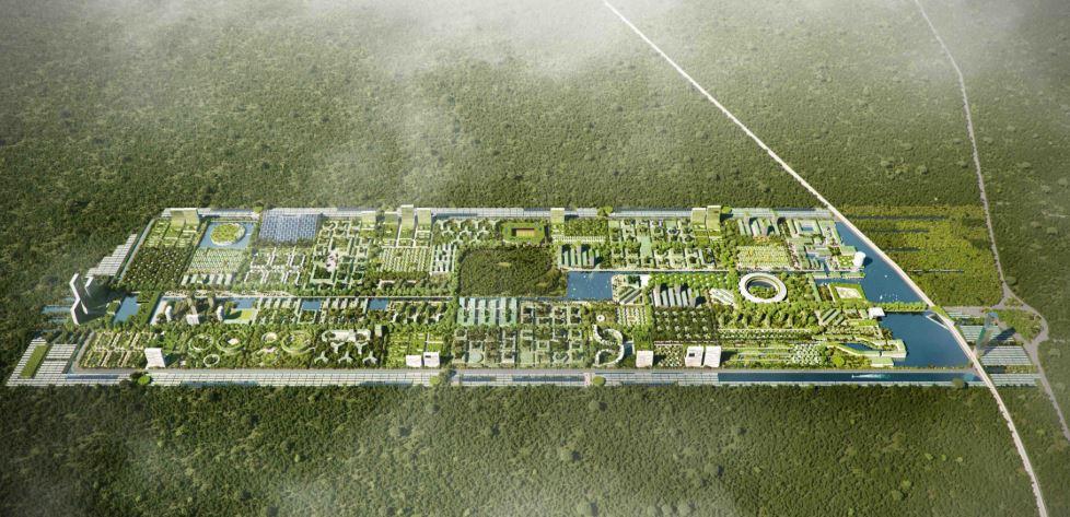proyecto ciudad sostenible