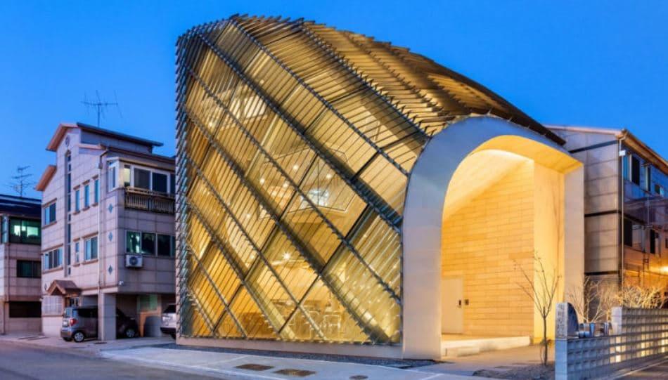 arquitectura paramétrica en viviendas