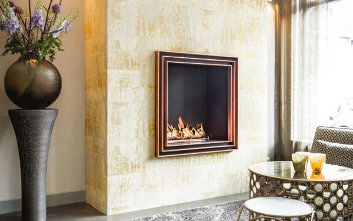 chimenea para ambientes y estilos clásicos
