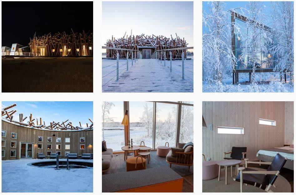 fotos hoteles en suecia