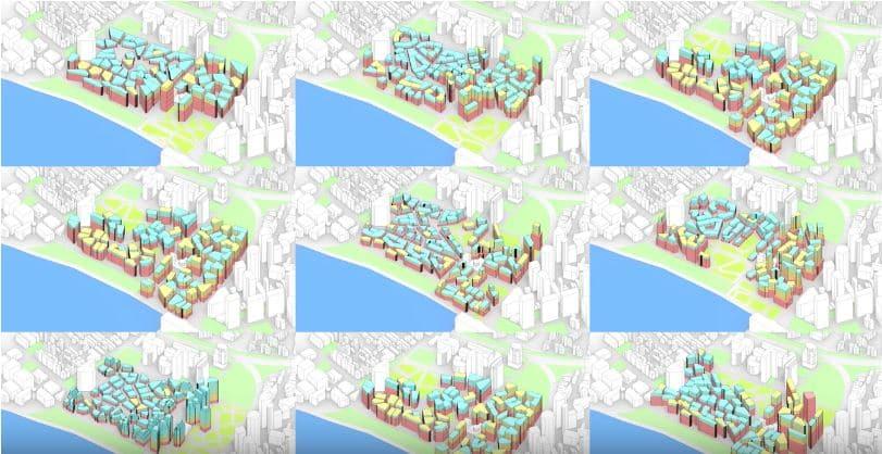 programa urbanismo paramétrico