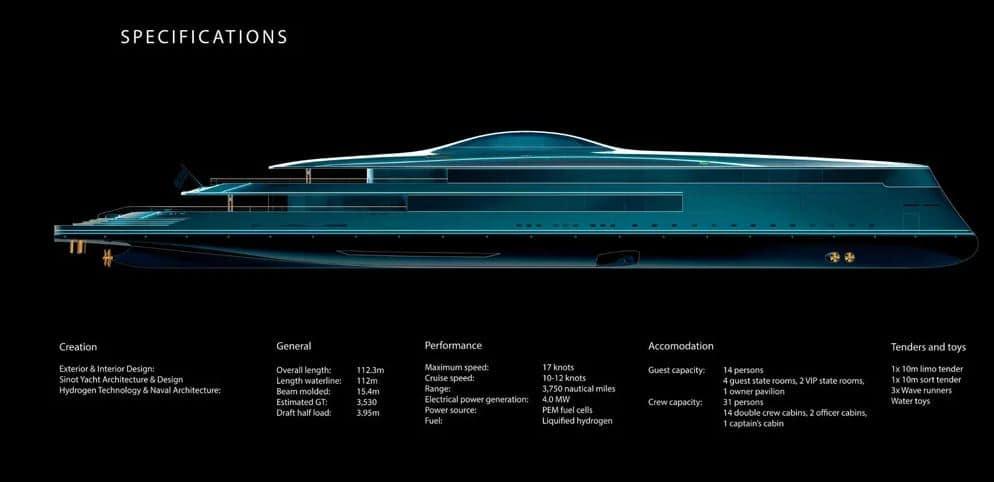 especificaciones barcos de recreo