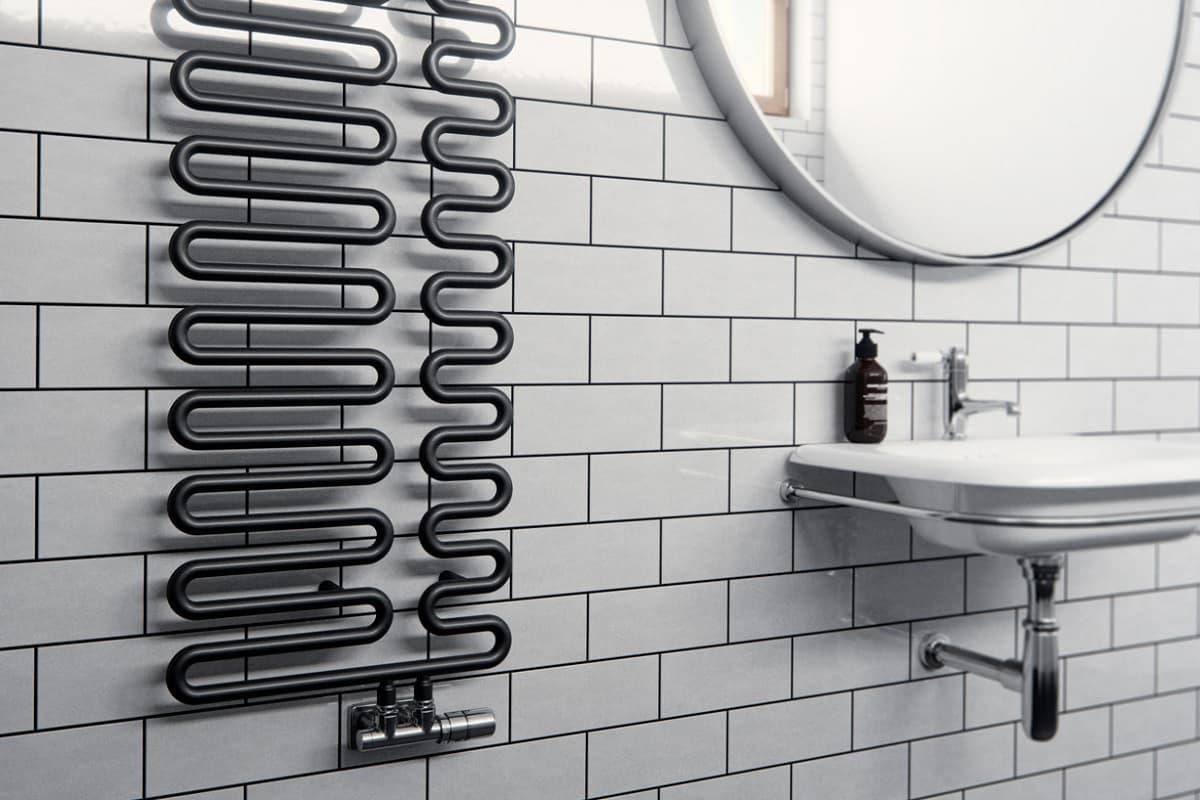 Radiadores toalleros y secatoallas: Tipos, consejos y cuál ...