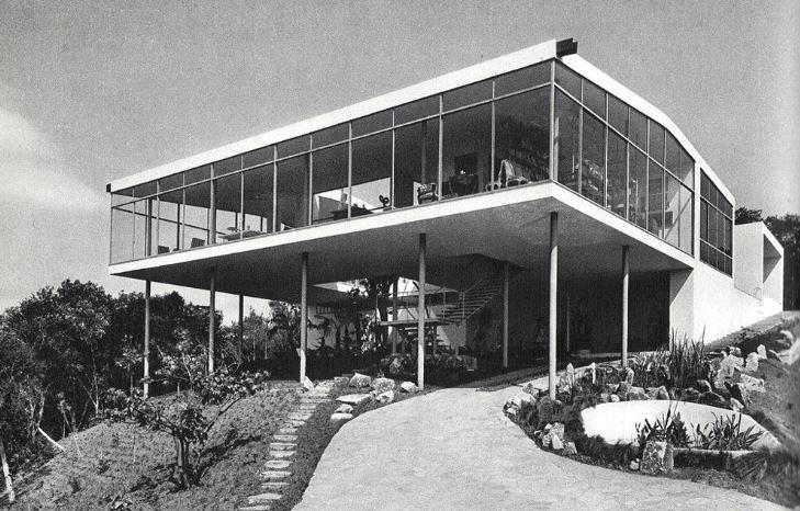 casa de vidrio arquitecta lina bo bardi