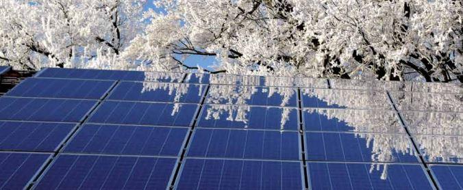 garantías de los paneles solares