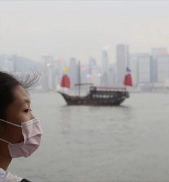 medioambiente coronavirus china