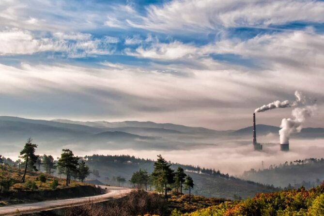 bajada contaminación en europa