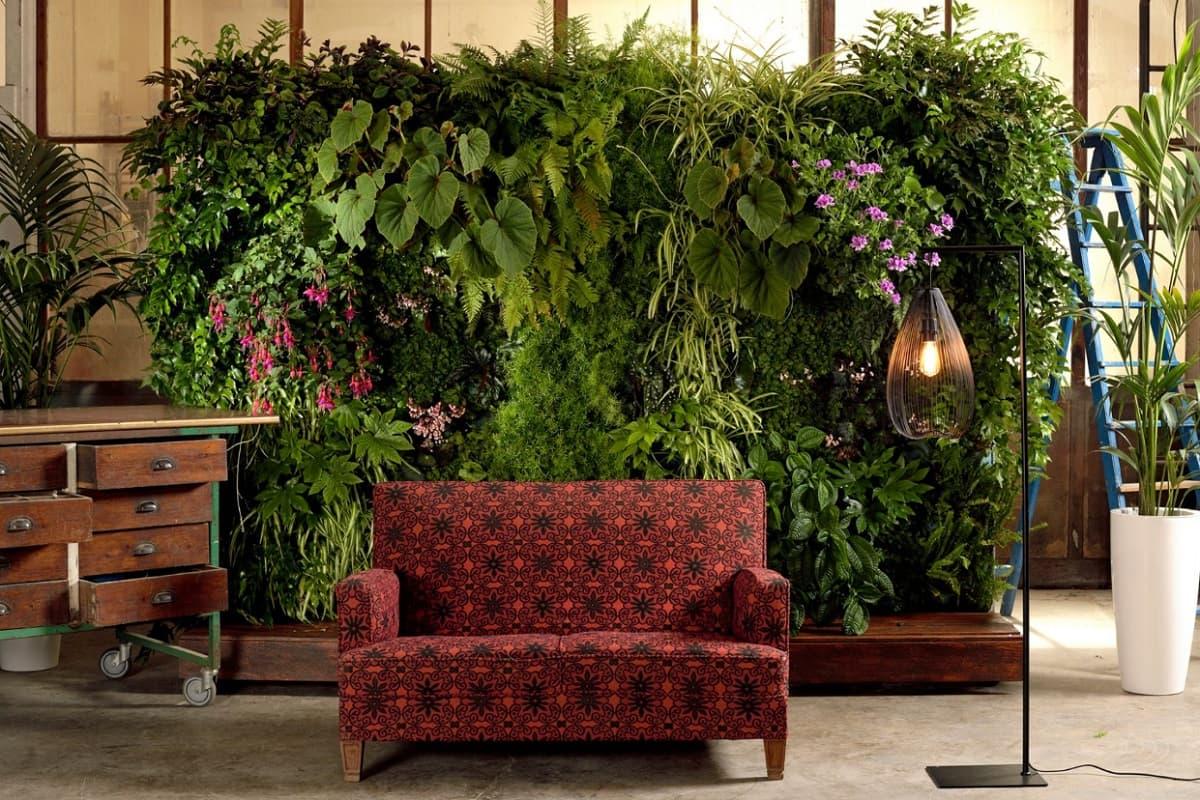 Jardines verticales: 9 Pasos cómo hacer un jardín en casa y terraza