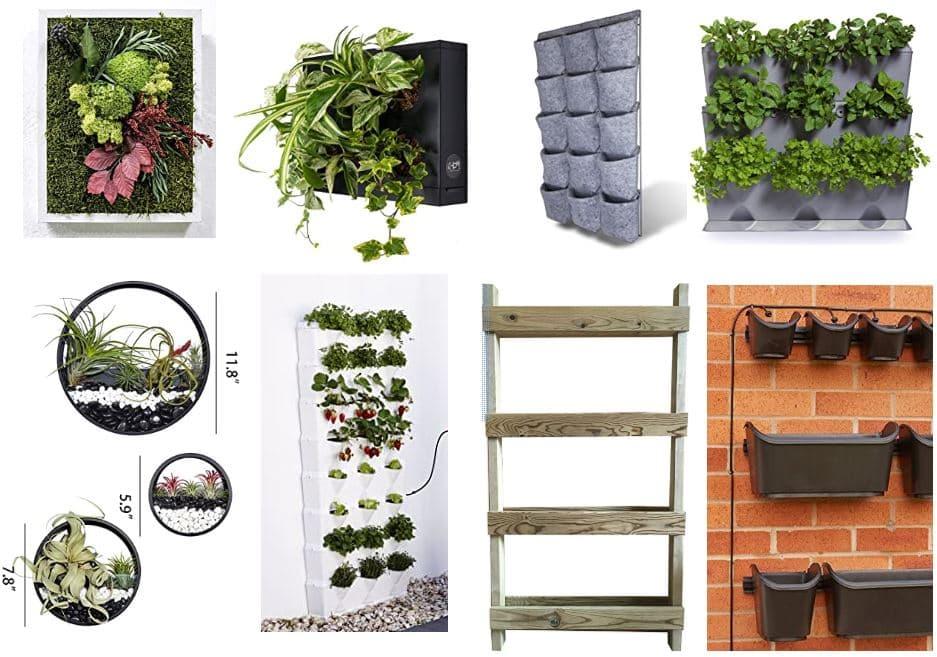 venta estructura prefabricada mini jardin