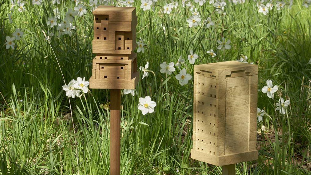 cómo hacer una colmena para abejas
