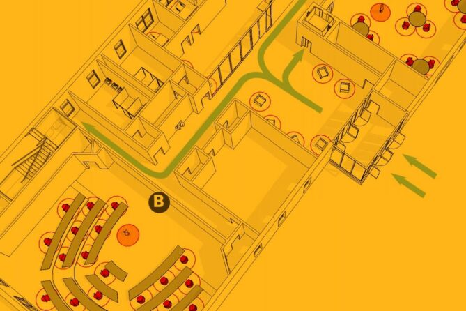 diseño y arquitectura para universidad covid19