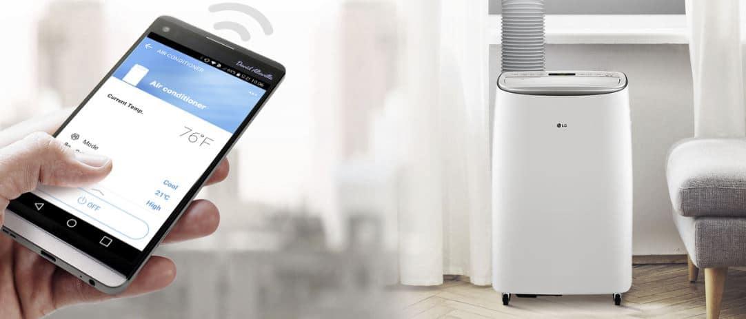 refrigerados ambiente portatiles lg