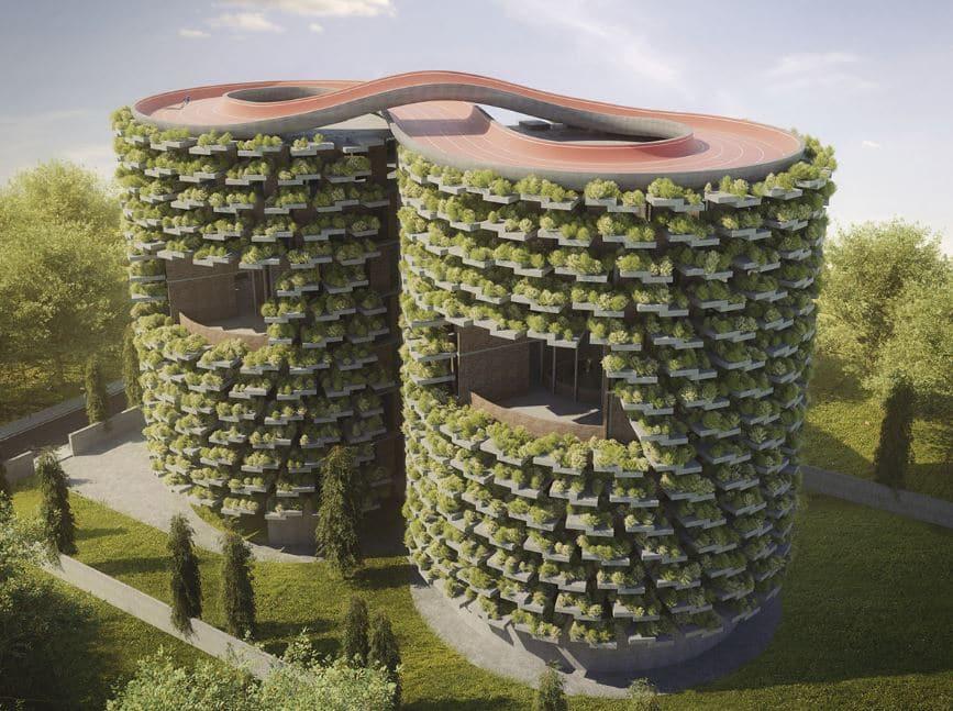 arquitectura educativa ecología