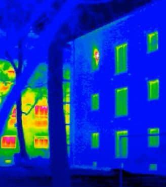 envolvente térmica de los edificios
