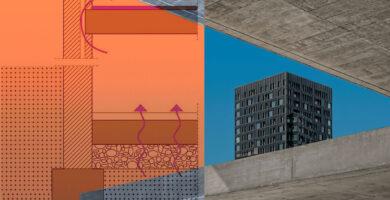 gas radón en casas y edificios