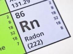 que es el gas cancerígeno radón