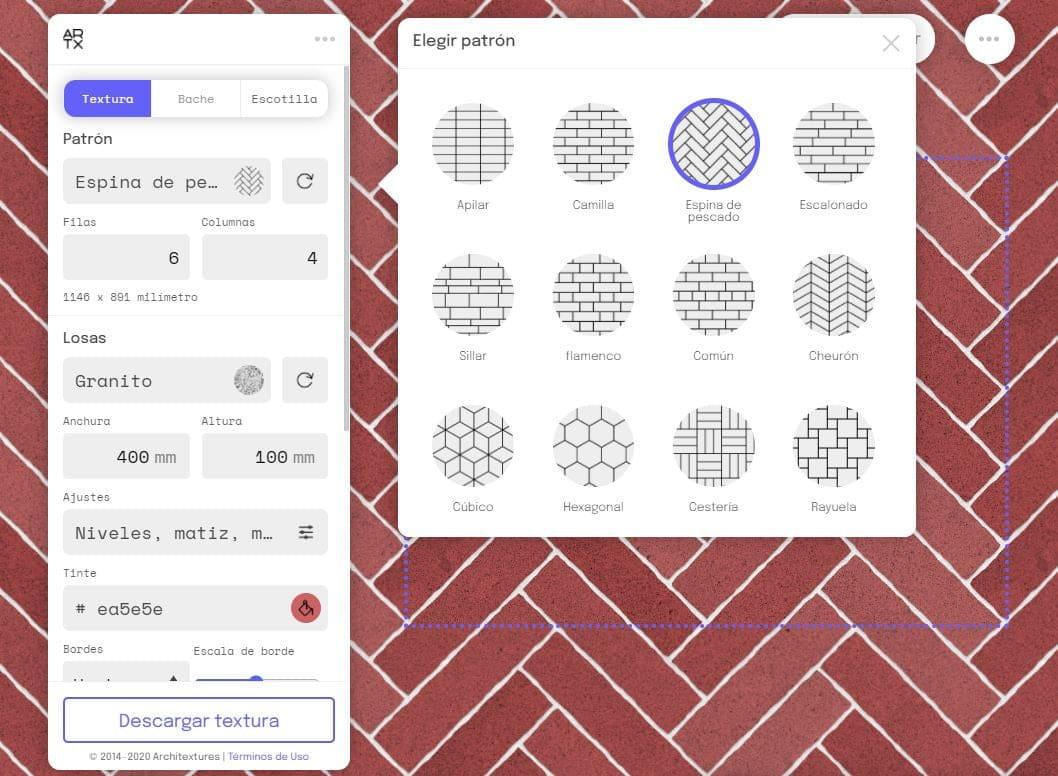 cómo hacer texturas arquitectura y modelado 3d