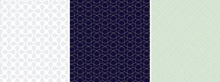 texturas con patrones realistas