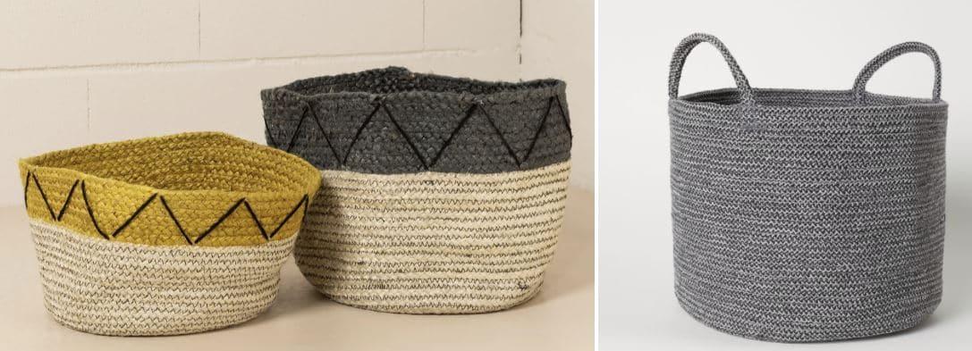 cestas para envoltorio ecológico