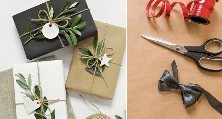 como envolver regalos originales